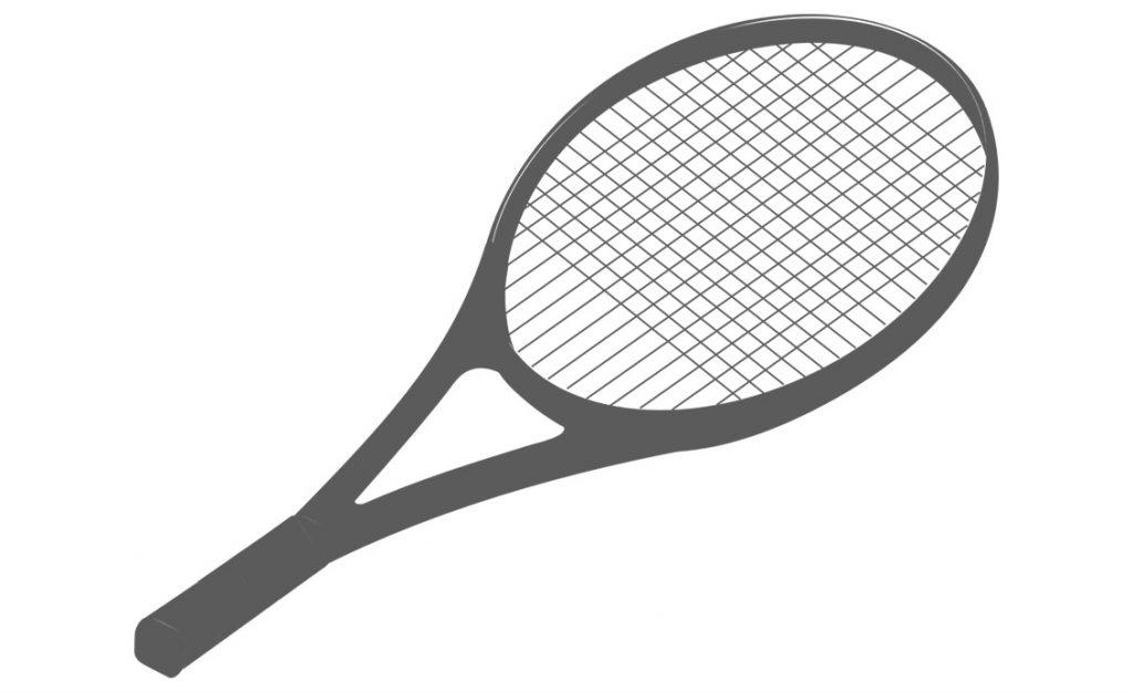 Tennis - Les choses que j'aime